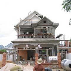 Xây dựng nhà ở dân dụng