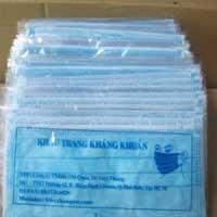 Khẩu trang kháng khuẩn bịch nylon