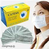 Khẩu trang hoạt tính Catena