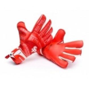 Găng tay chữa cháy đỏ dày