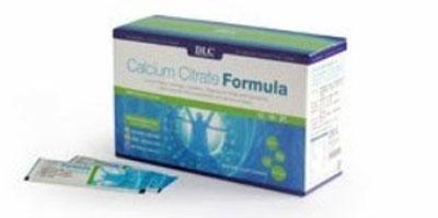 Canxi DLC Calcium Citrate Formula