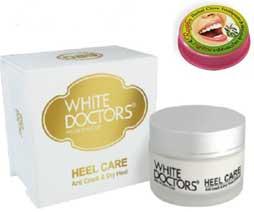 Kem trị nứt gót chân White Doctors