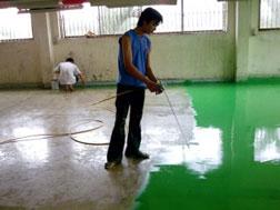 Thi công sơn công nghiệp