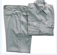 Quần áo bảo hộ kaki pangrim Hàn Quốc