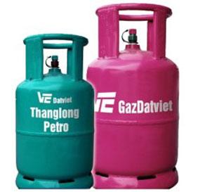 Bình gas Thăng Long Đất Việt Petro