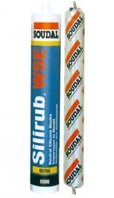 Keo silicone Silirub WSE
