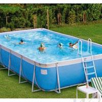 Thiết bị bể bơi đúc sẵn