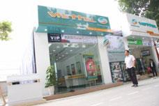 Biển cửa hàng giao dịch Viettel