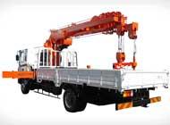 Xe cẩu Kanglim 7 tấn