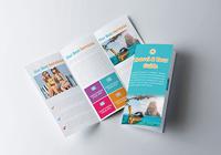 In brochure du lịch