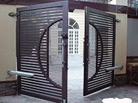 Gia công cửa sắt