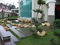 Tư vấn thiết kế ngoại thất sân vườn