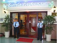 Bảo vệ nhà hàng khách sạn