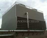 Tháp giải nhiệt công nghiệp