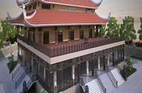 Thiết kế thi công chùa Phát Hiển