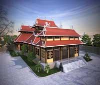 Thiết kế thi công giáo xứ Bình Châu