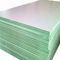 MDF chống ẩm phủ Melamine trắng
