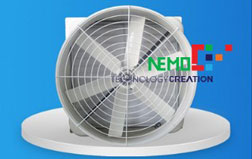 quạt hút composite - Nemo Việt Nam