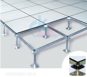 Sàn nâng kỹ thuật bề mặt phủ HPL