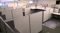 Vách ngăn văn phòng