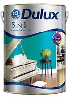 Sơn nội thất Dulux 5 in 1