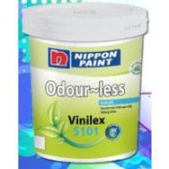 Sơn nội thất Nippon ODLess chùi rửa vượt trội
