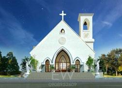 Thiết kế nhà thờ giáo