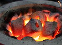 Than nướng BBQ không khói