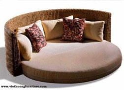 Bộ giường ngủ lục bình