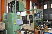 Phay CNC 3 máy