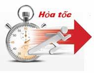 Chuyển phát nhanh hóa tốc hẹn giờ