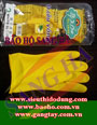 Găng tay cao su mini