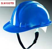 Mũ bảo hộ nhựa