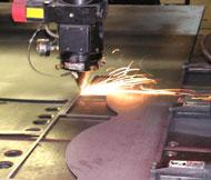 Gia công kim loại bằng laser