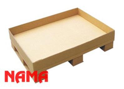 Pallet giấy 2 hướng nâng