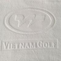 Khăn dệt logo 35 - 75 cm