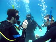 Đào tạo thợ lặn