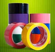 Băng dính OPP màu
