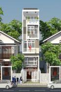 Thiết kế & Thi công công trình nhà phố