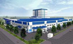 Thiết kế & Thi công công trình nhà máy