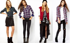 Quần áo thời trang trẻ