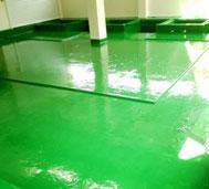 Bọc phủ Composite sàn nhà