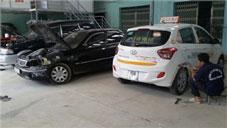 Sửa chữa bảo dưỡng ô tô