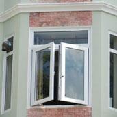 Cửa sổ 2 cánh mở quay