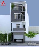 Nhà ở quận Bình Tân