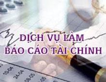 Làm báo cáo tài chính