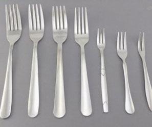 Bộ nĩa inox