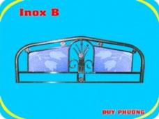 Giường inox