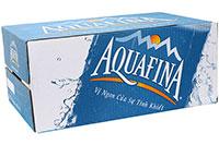Thùng nước Aquafina