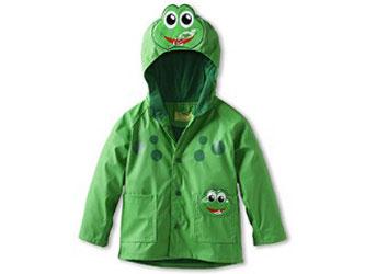 áo mưa trẻ em